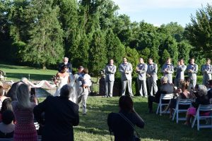 Oxon Hill wedding